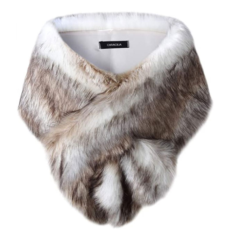 ideas for fur stole for engagement photo shoot available on amazon
