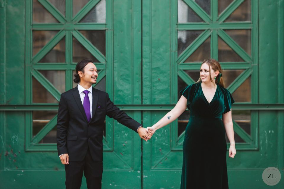 ultimate guide to planning a wedding at the palace of Fine Arts, a historic and beautiful San Francisco wedding venue