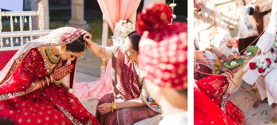 indian hindu wedding ceremony rituals