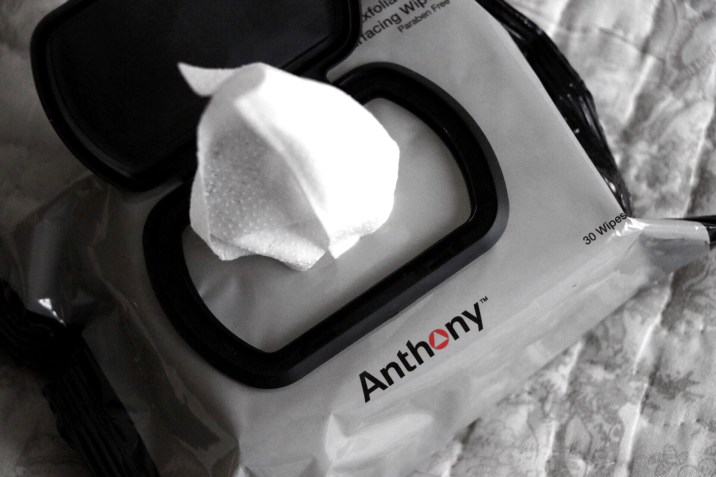 Anthony skincare grooming products