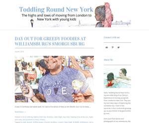 Toddling Round NY Screenshot
