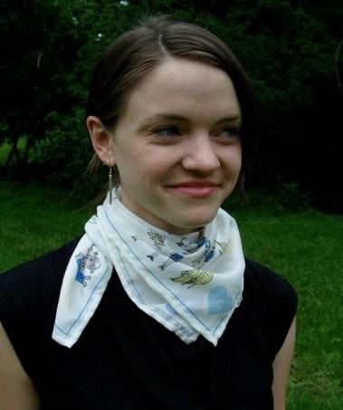 goofy scarf 1