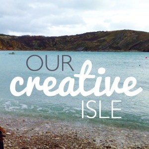 Our creative isle: A creative instagram community for makers, artists and handmade in the UK.