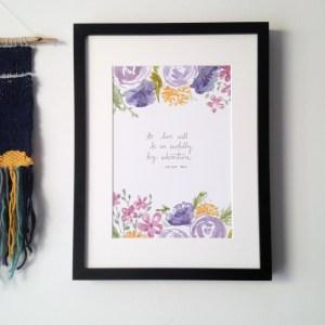 Bookish Prints