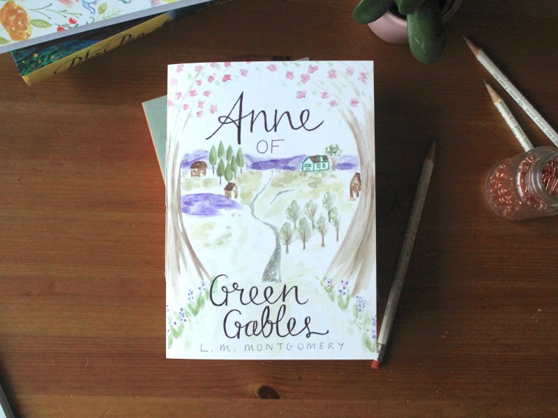 Anne of Green Gables Notebook
