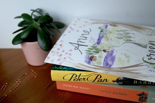 Children's classic books, Anne of Green Gables