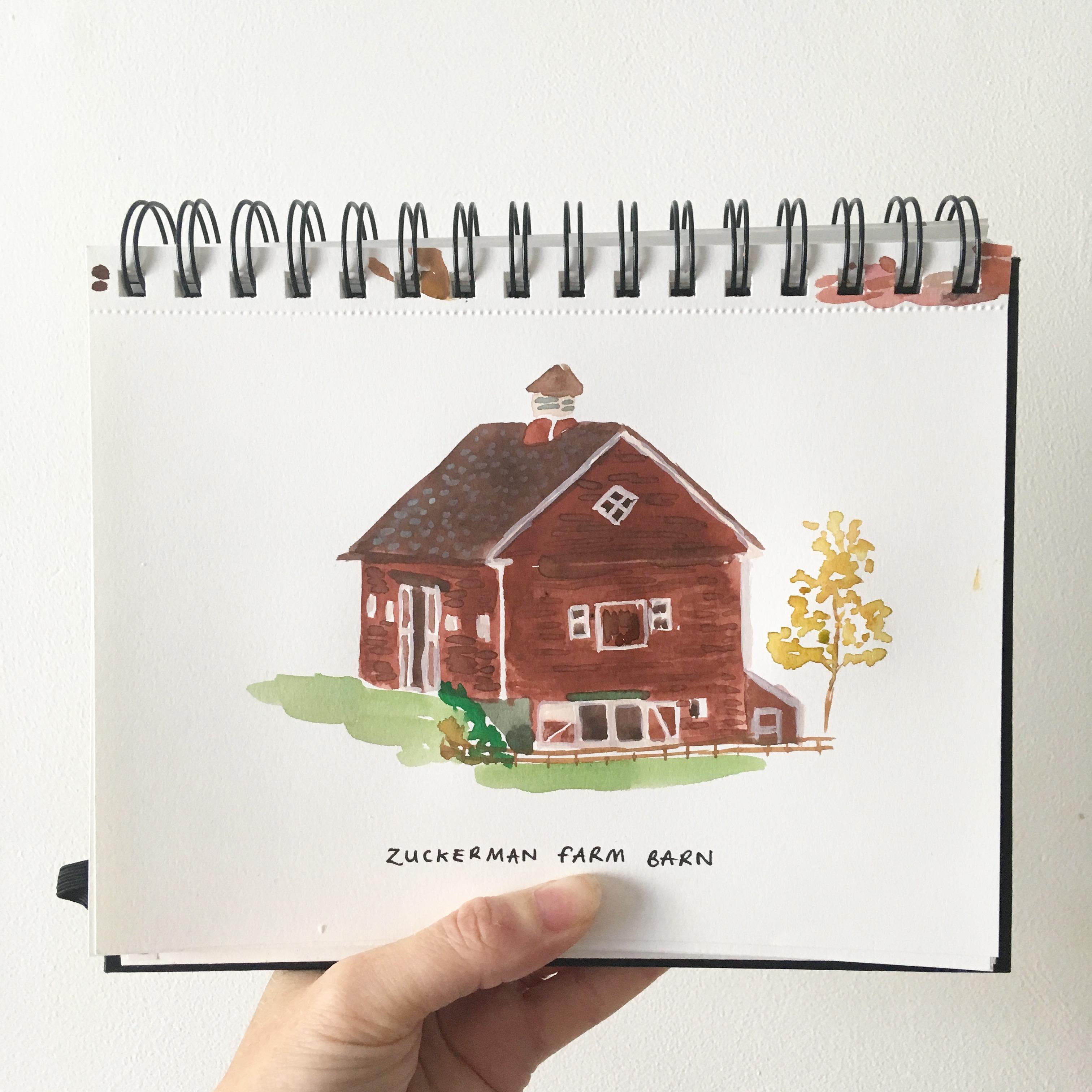 Charlotte's web art print, literary houses