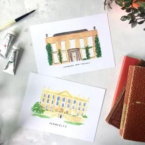 Fictional Houses