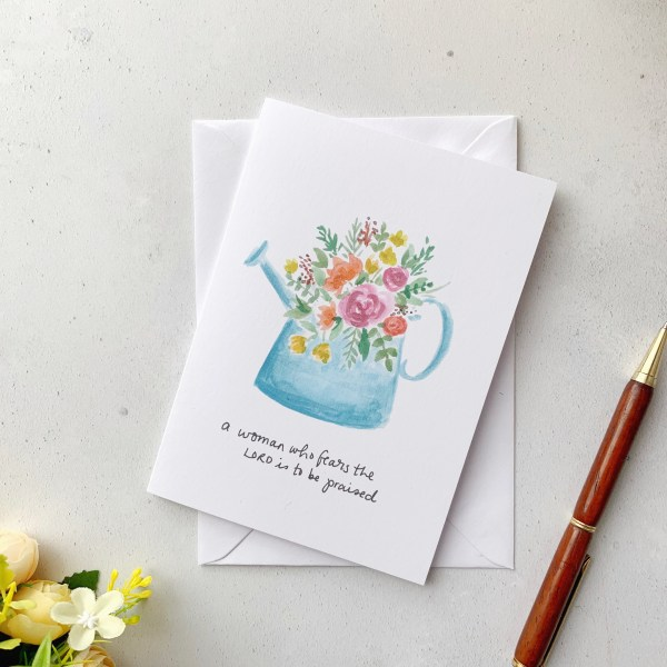 Proverbs 31 card