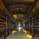 Diliff, Duke Humfrey's Library Interior 2, Bodleian Library, Oxford, UK - Diliff, CC BY-SA 3.0