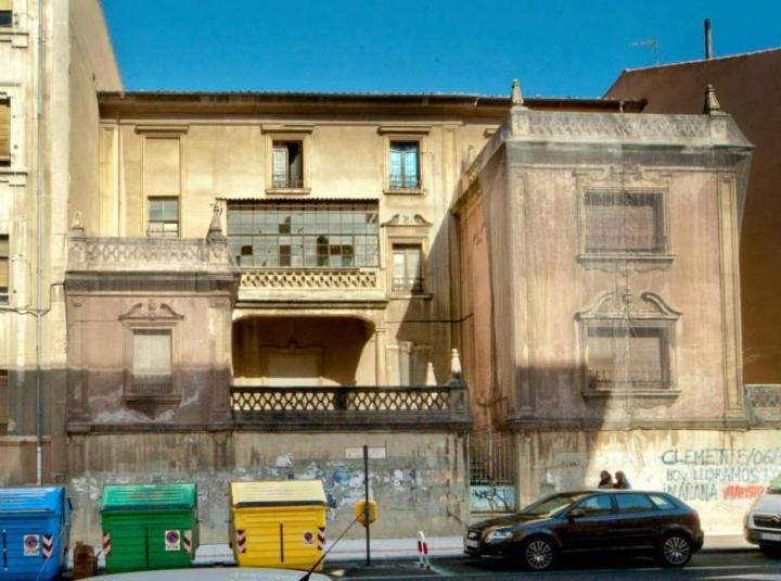 Edificio Racionalista Av Italia 36