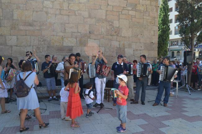 I Encuentro Acordeonistas Septiembre 2014