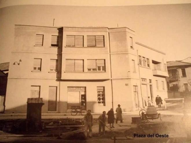 Edificio de los años 60