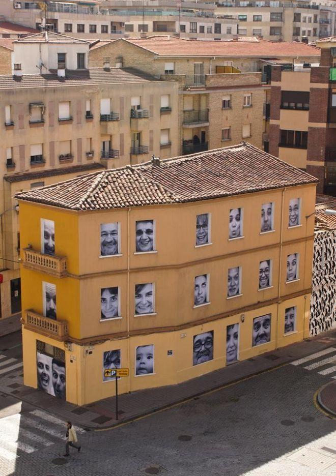 Edificio Mirador, Barrio del Oeste