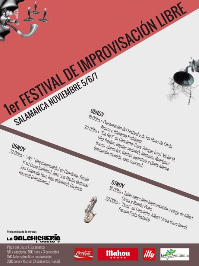 Festival de Improvisación Libre