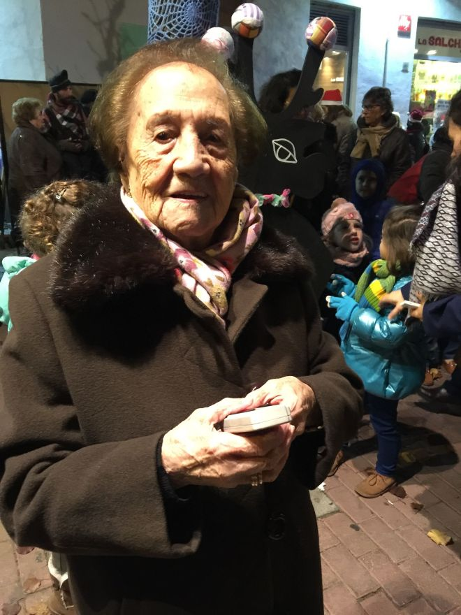 Beatriz Pérez Cabezas, la vecina más longeva del Oeste