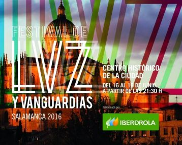 Festival Luz y Vanguardias