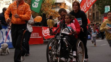 Photo of Mil pasos solidarios con la discapacidad en el deporte