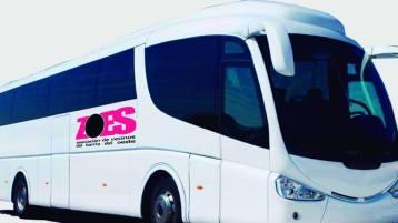 autobús viajes