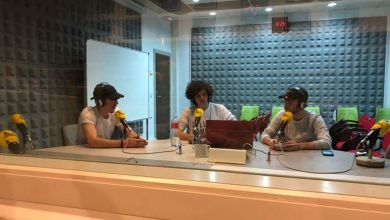 Photo of Speakers, desde la Universidad Pontificia a Radio Oeste