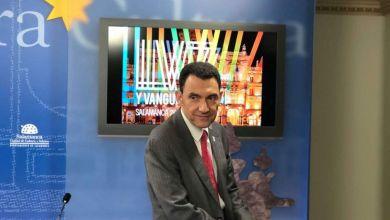"""Photo of Alberto Mariñas: """"El Festival de Luz y Vanguardias es un motor económico importante"""""""