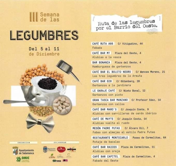 cartel semana de las legumbres 18