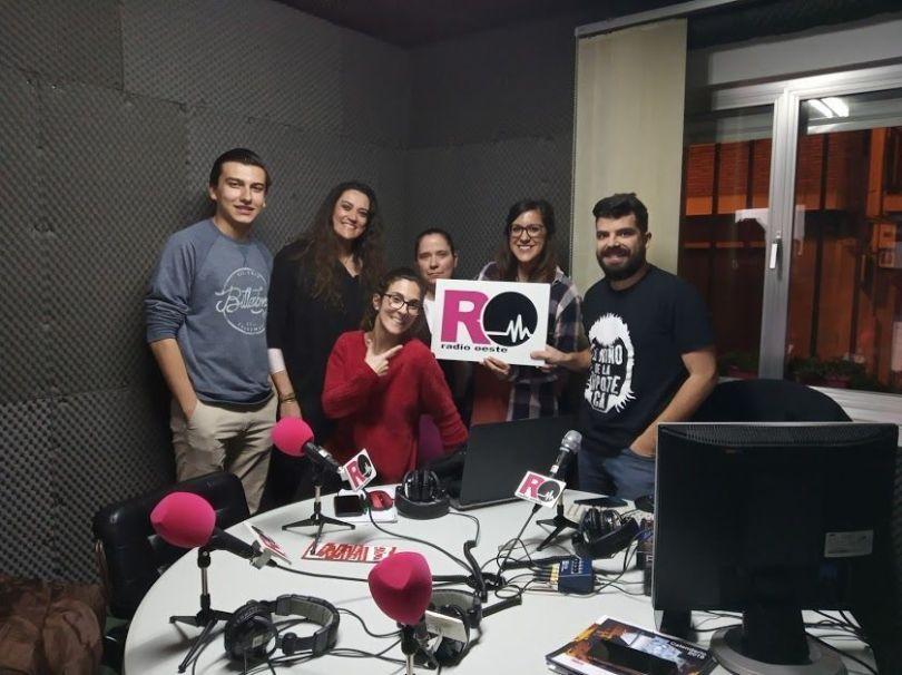 Pedrín, Arancha Martín, Beatriz Pérez, Lourdes, Blanca y Kike Monasterios