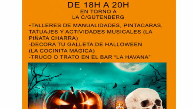 Photo of FIESTA DE HALLOWEEN 30 de Octubre