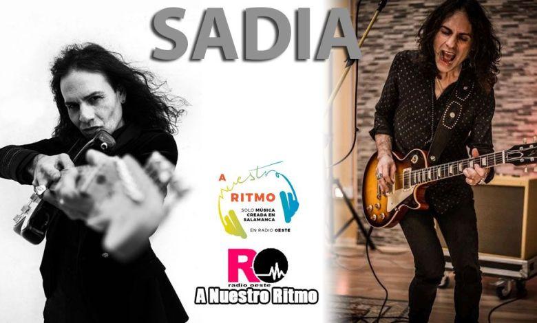 Entrevista a Sadia en A Nuestro Ritmo, Salamanca