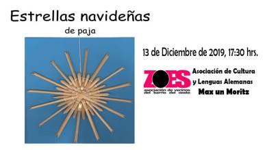 Photo of Taller de Estrellas Navideñas