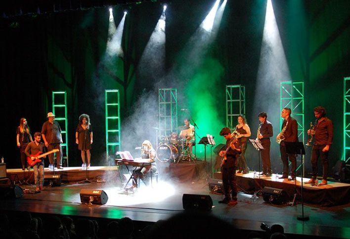 No Cantes Victoria en el teatro Juan del Encina (2016)