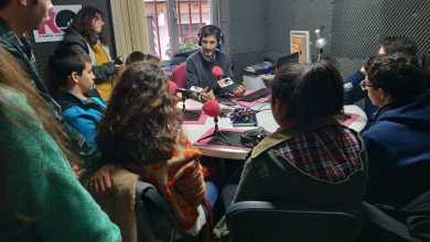 """Photo of Encuentro con el taller de radio del """"espacio i"""" de Ciudad Rodrigo"""