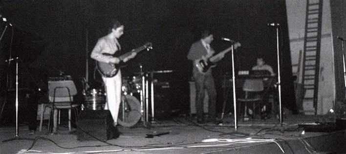 Rolls Royce en directo, 1984