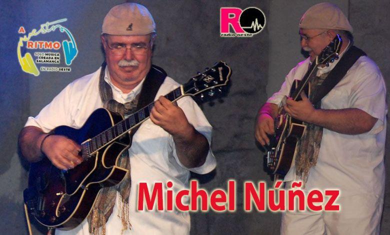 Michel Núñez A Nuestro Ritmo (entrevista)