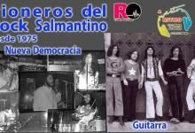Photo of 32- Pioneros del Rock Salmantino II – A Nuestro Ritmo