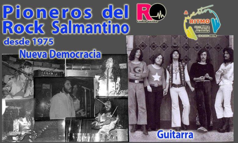 A Nuestro Ritmo 32: Pioneros del Rock Salmantino II