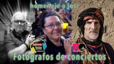 Photo of Homenaje a los fotógrafos de conciertos – A Nuestro Ritmo 56