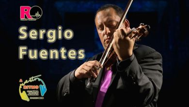Photo of Sergio Fuentes, A Nuestro Ritmo 55