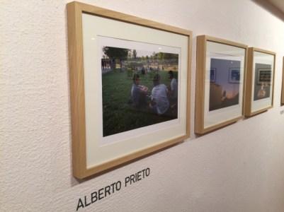 Las fotografías de Alberto Prieto.