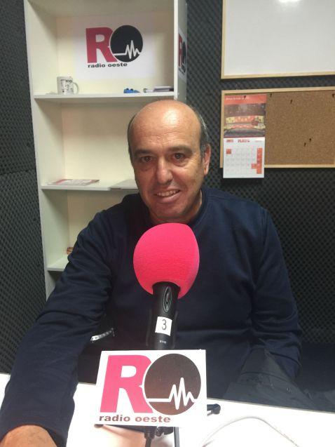 José Ramón Barrueco, portavoz de Stop Uranio