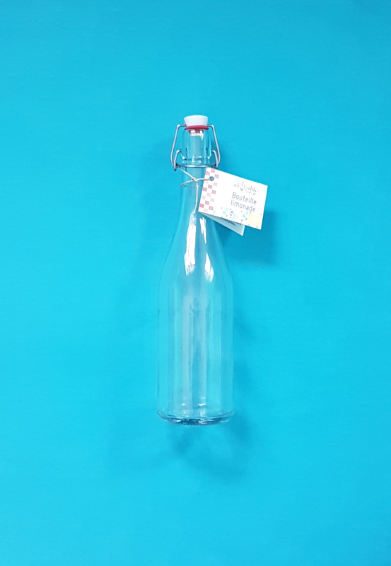 bouteille limonade 750ML