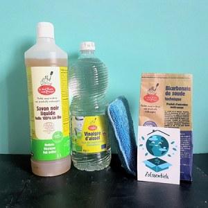 box nettoyant multi usage et sols sans huile essentielle sans vaporisateur