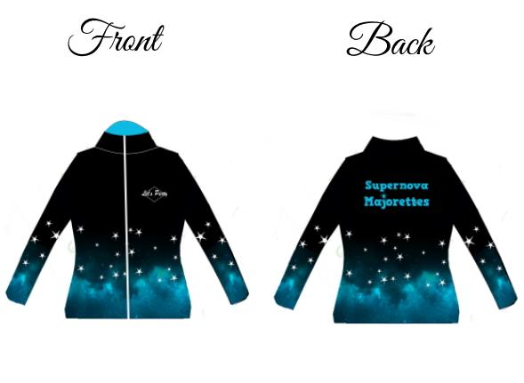 Majorette Jacket Design