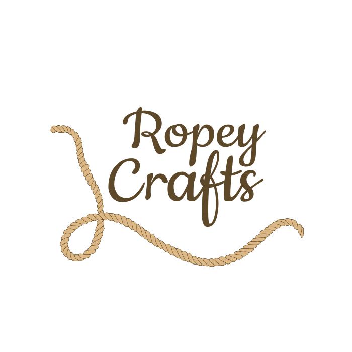 Ropey Crafts Logo
