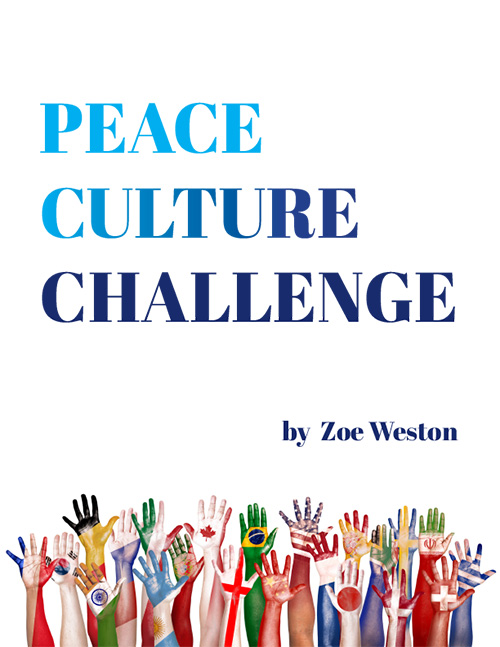 Peace Culture Challenge Cover