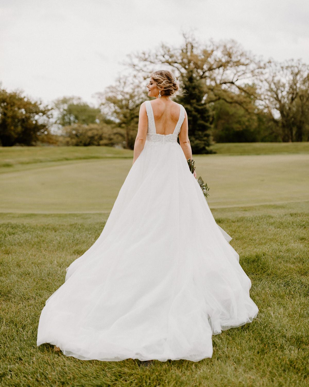 Intimate Kansas City Wedding Loose Park