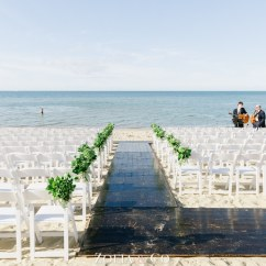 Nantucket Beach Chair Company Stretch Covers Amazon Wedding At Galley Zofia Co Photography Photographer The Marriage Ceremony And Reception By