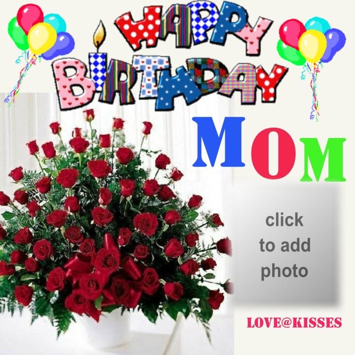 Happy Birthday Mom Picture Frames Foxytoon Co