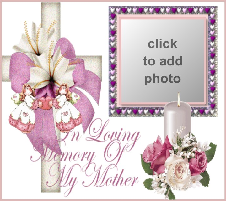 Imikimi Photo Frame In Loving Memory | Frameswall.co