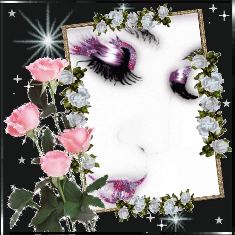 imikimi flower frame   foxytoon.co